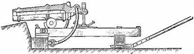 36-фунтовая карронада (береговая установка)