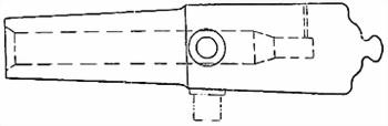 3-пудовая бомбовая пушка образца 1838г.