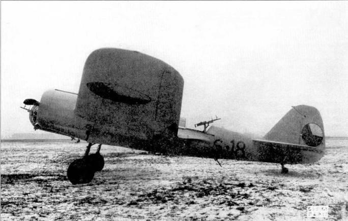 Новый бомбардировщик В-71, выпускавшийся в Чехословакии по советской лицензии. Самолет песет стандартный камуфляж и опознавательные знаки чехословацких ВВС.