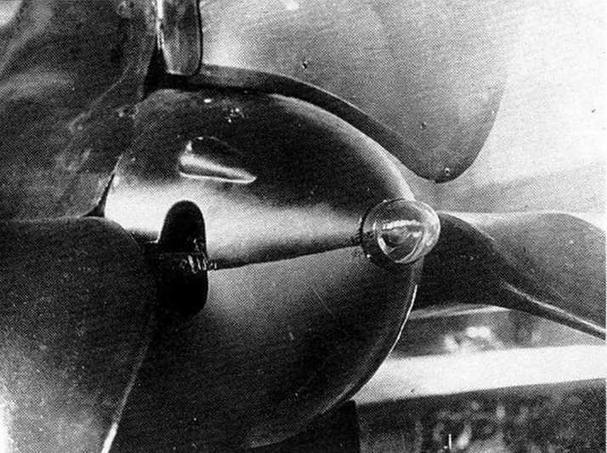 Хвостовой кок И-16 тип 4.