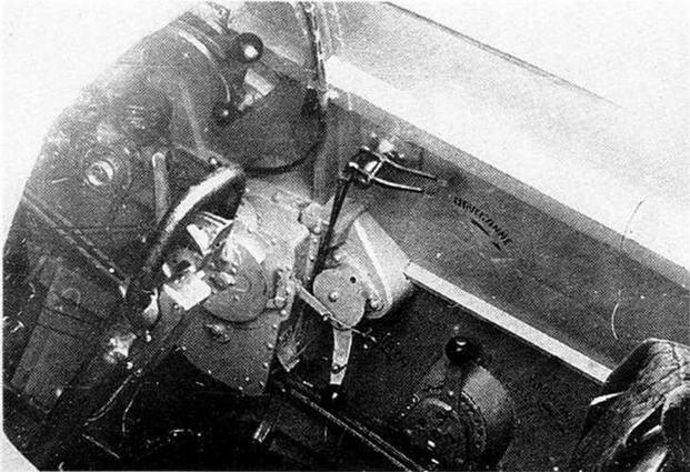 Вид на правый борт И-16 тип 17.