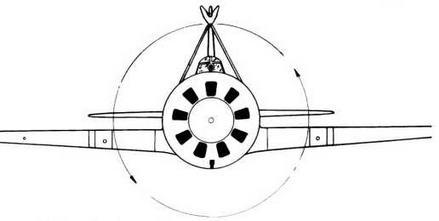 И-16 тип 5 с фермой-захватом для подцепки в воздухе.