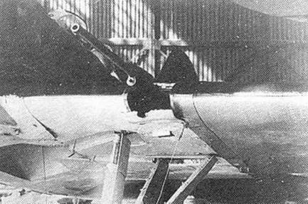 Левая пушка ШВАК И-16 тип 17.