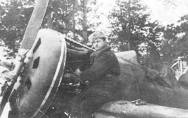 Ремонт авиадвигателя. 102 ГИАП. (В.Дмитриев)