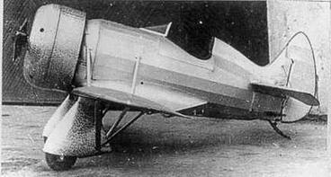 Самолет HB-1.