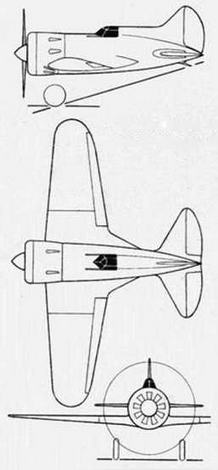 ЦКБ-29. Проект. 1935 г.