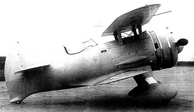 Истребитель И-207. (МЖ)