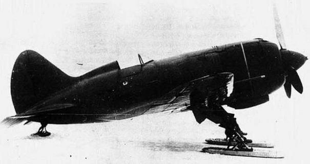 И-180 серийный, 1940 г.