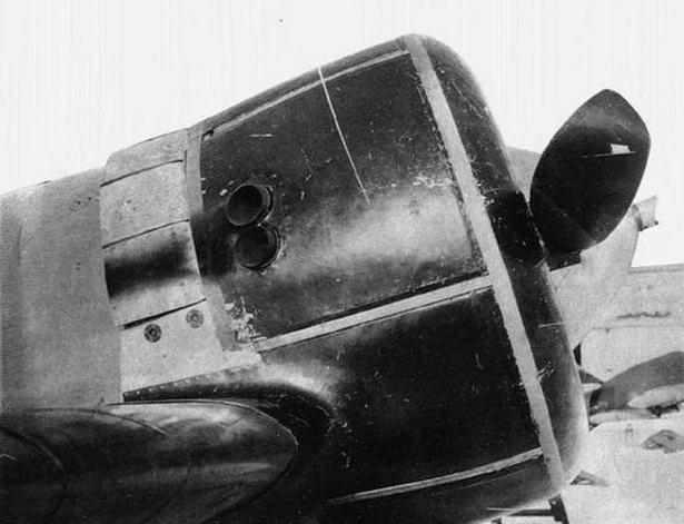 Капот И-166 с М-25В. (ГАГО)
