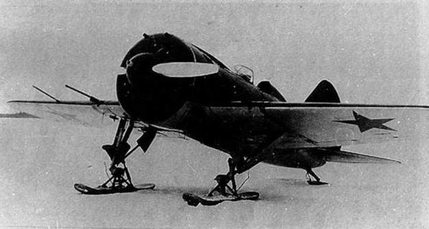 И-16 тип 17, госиспытания, февраль 1939 г.