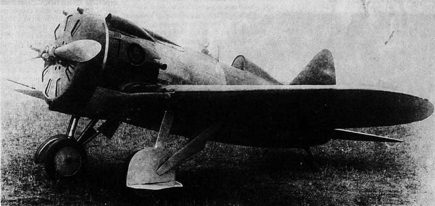 И-16 № 1021582.
