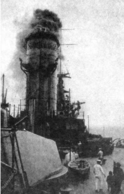 Линейный корабль «Фусо»