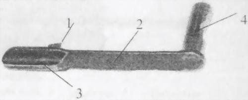 2.1. Назначение и устройство частей и механизмов пистолета
