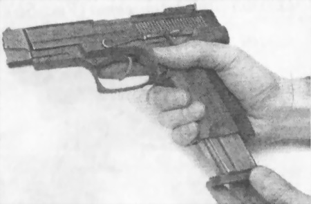 3.3. Сборка пистолета после неполной разборки