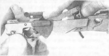 3.8. Порядок сборки пистолета Ярыгина 6П35 (облегченного) после полной разборки