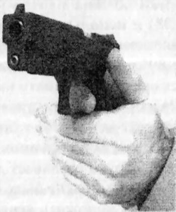 4.1. Изготовка, хватка пистолета
