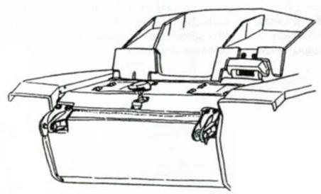 Ausf.F поздних выпусков (июнь — сентябрь 1 942 г.)