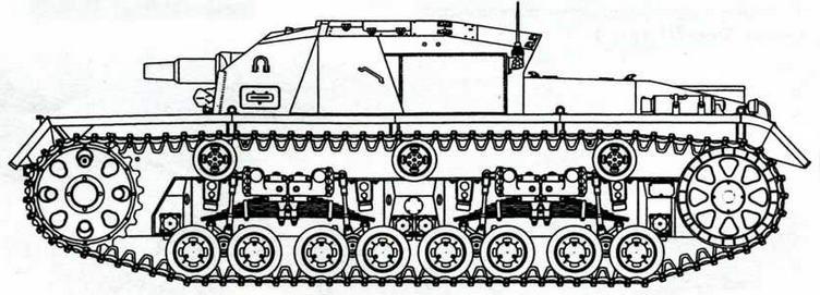 StuG III (нулевая серия)