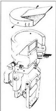 Перископический прибор наблюдения Т IV