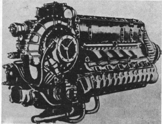 "Мотор Jumo213A — ""сердце"" FW190D"