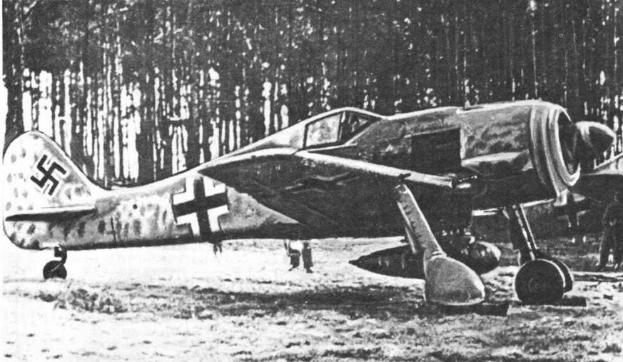 "FW190A-8/R8 ""Sturmbock"""