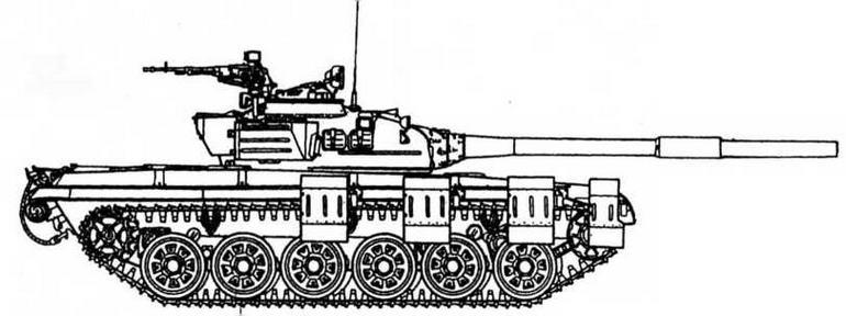 "Т-72 ""Урал"""