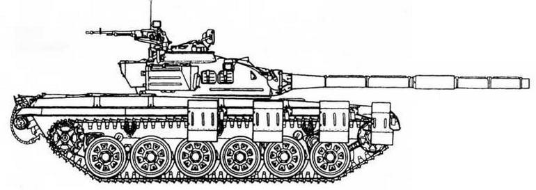 "Т-72 ""Урал-1"""
