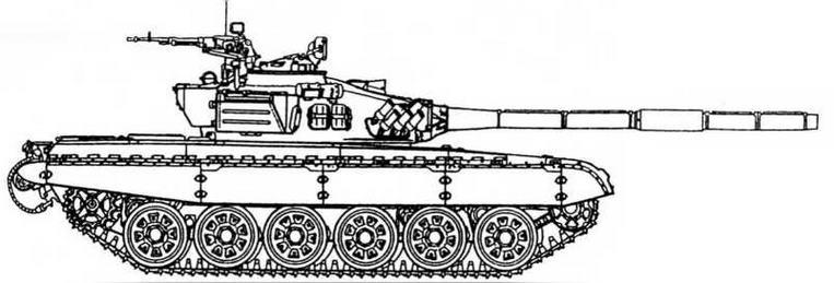 Т-72М1