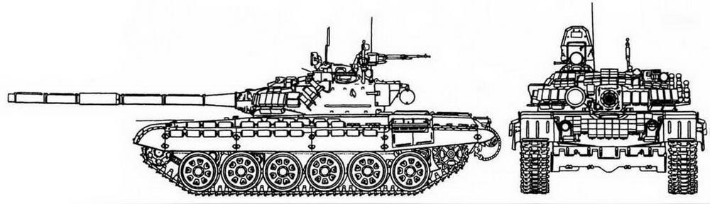 Т-72С