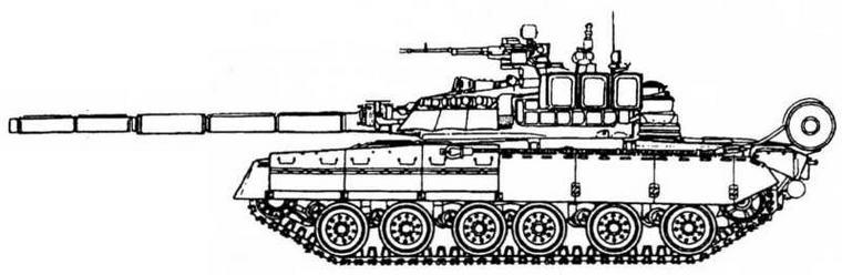 Т-80УМ (1995 г.)