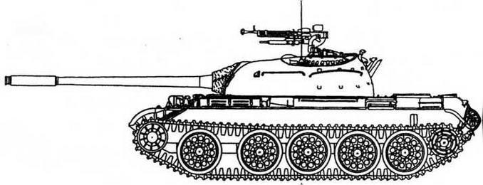 Т-54А