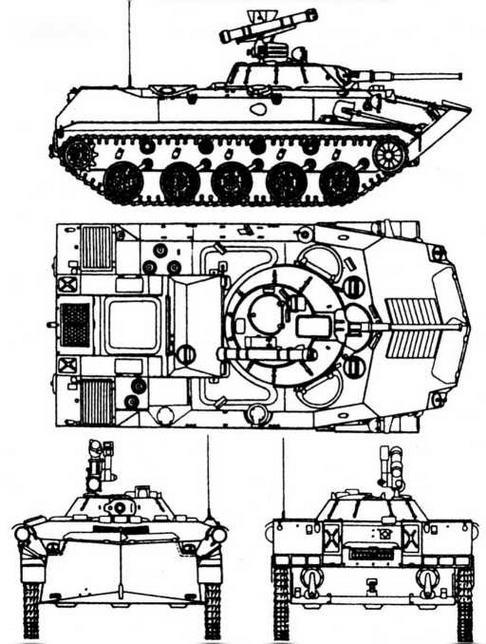 БМД-1П