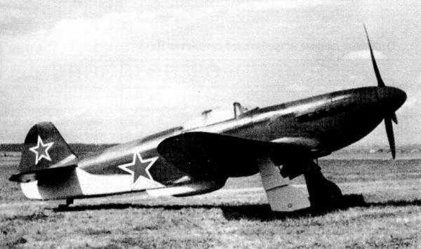 ЯК-3М