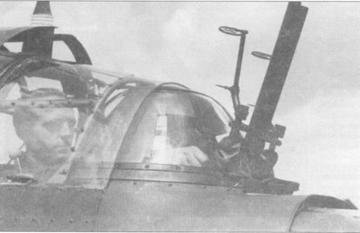 На самолетах Ju-87D ставились кормовые оборонительные стрелковые турели GSL-K81Z со спаренным пулеметом MG- 81Z. Пулемет комплектовался сначала прицелом VE-22, потом — VE-42.