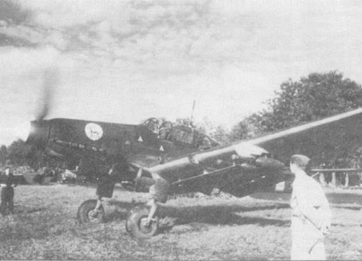 За счет установки на «Доре» более мощного двигателя J и то-211J удалось оптимизировать бомбовую нагрузку, стандартным считался следующий вариант: одна бомба крупного калибра (SC-250 или SC-500) под фюзе- | ляжем и по две SC-50 — под плоскостями крыла. Бомбы снабжались самыми различными взрывателями, некоторые их которых представляли собой полевые импровизации.