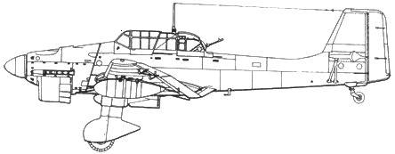 Ju 87R-2