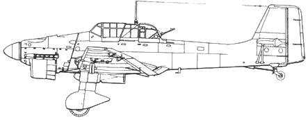 Ju 87C-1