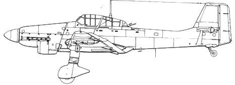 Ju 87D-3