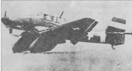 Факт передачи небольшого количества пикирующих бомбардировщиков Ju-87A венгерским ВВС малоизвестен, в Венгрии «Антоны» использовались, главным образом, для подготовки пилотов. Два Ju-87А морем были доставлены в Японию, самолеты собрали на заводе фирмы Мицубиси. «Антоны» испытывались армейской авиацией Японии, однако никогда не состояли на вооружении и не использовались в боевых действиях.