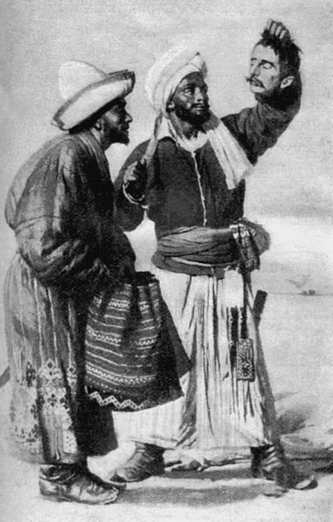 2.Происхождение казаков. Жизнь и обычаи первых донцов