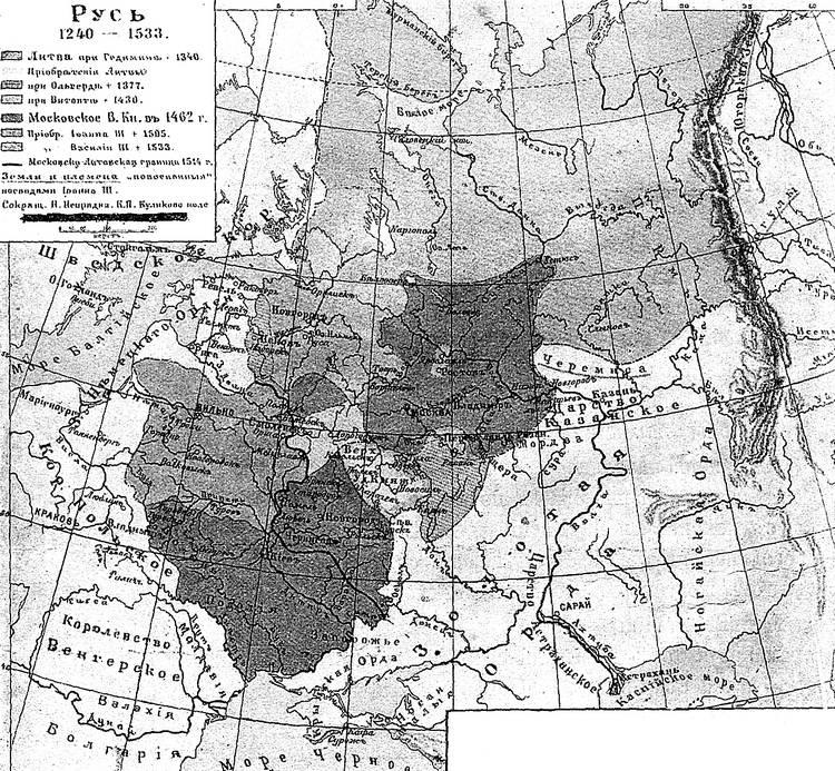 5.Донские казаки основывают Терское и Уральское казачьи войска