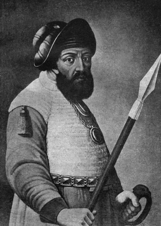 6.Ермак Тимофеевич – покоритель Сибирского царства. 1582год