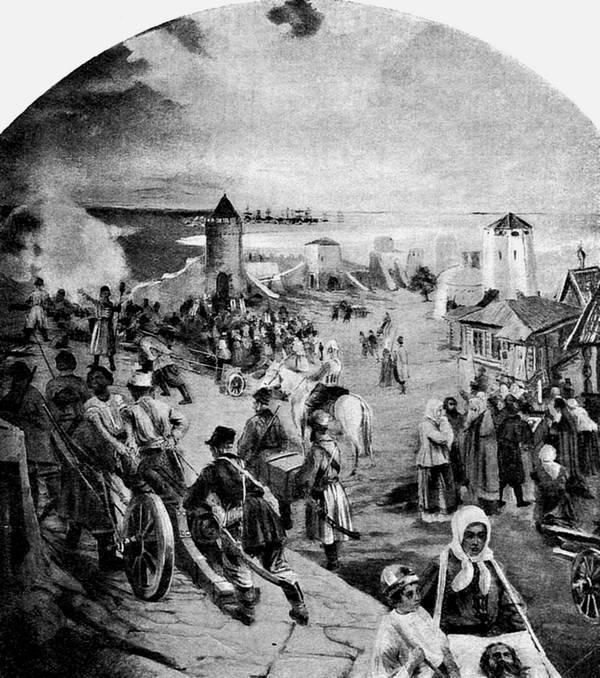 14.Азовское сидение. Июнь – сентябрь 1641года