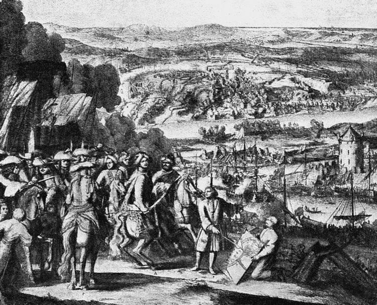 23.Первая морская победа Петра. 1696год