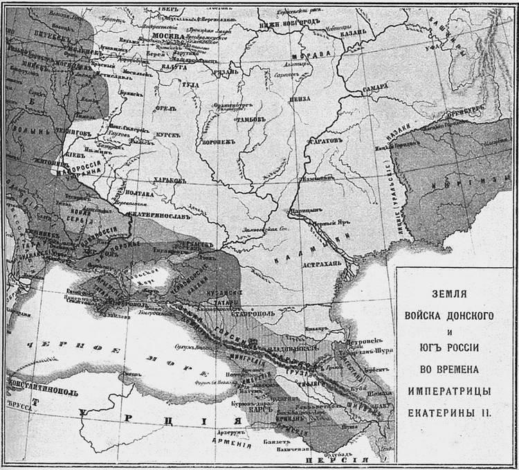 36.Пугачев. 1770–1775годы