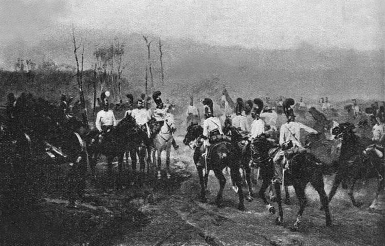 48.Война с французами. 1805год. Аустерлиц