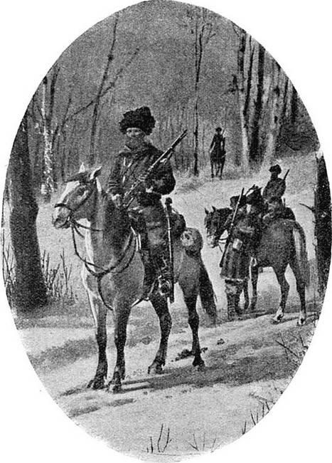 50.Донские казаки в Финляндии. 1808и 1809годы