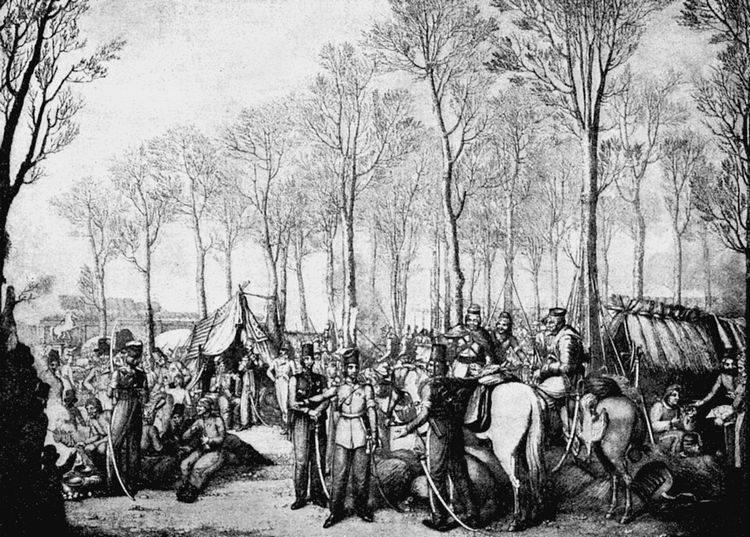 56.Лейпциг. Фер-Шампенуаз. Намур. Париж. 1813–1814годы