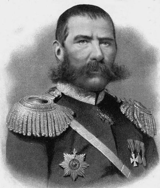 64.Яков Петрович Бакланов Родился 15марта 1809г., умер 18февраля 1873г.