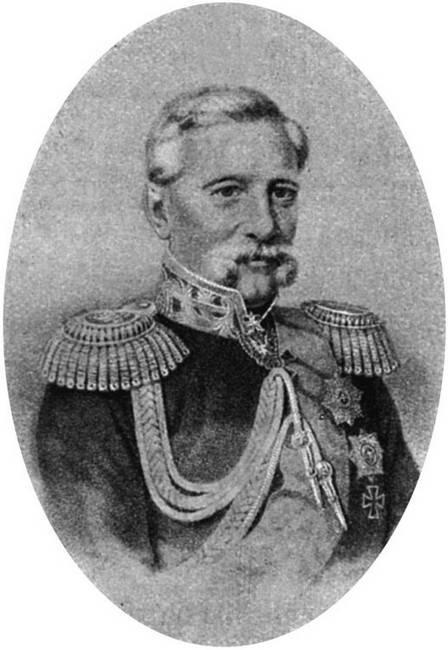 66.Казаки в Венгрии. Атаман Хомутов. 1849год